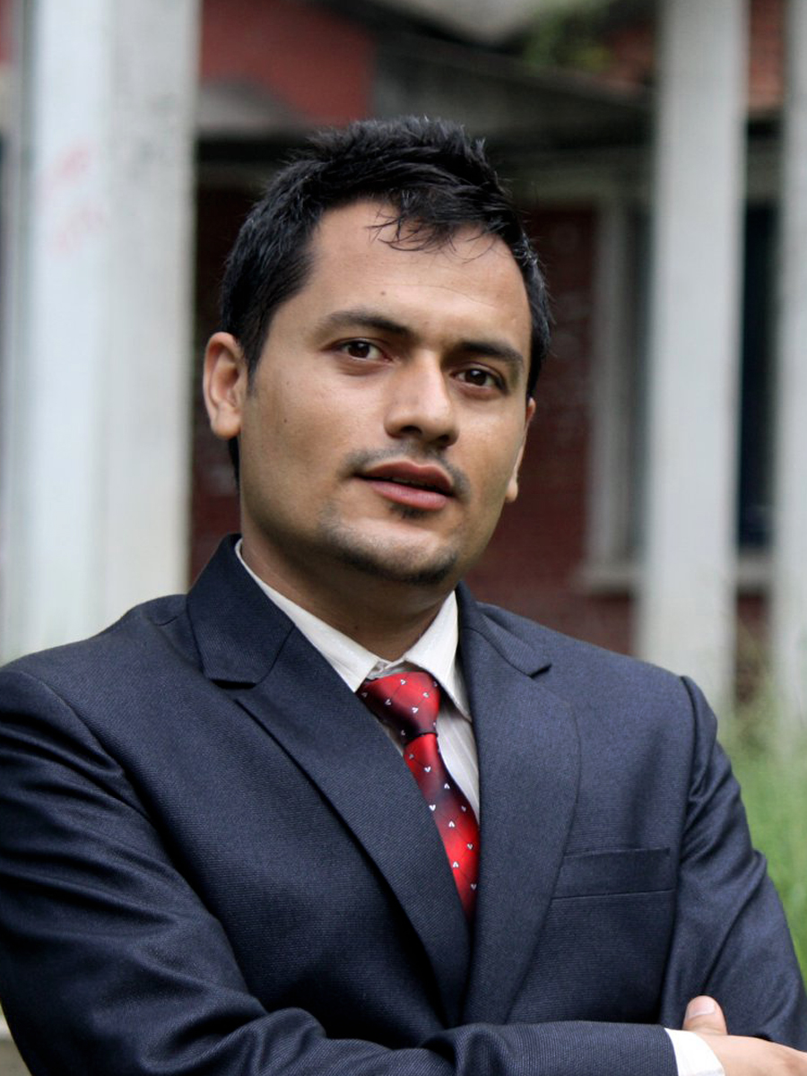 Mr. Niranjan Nepal