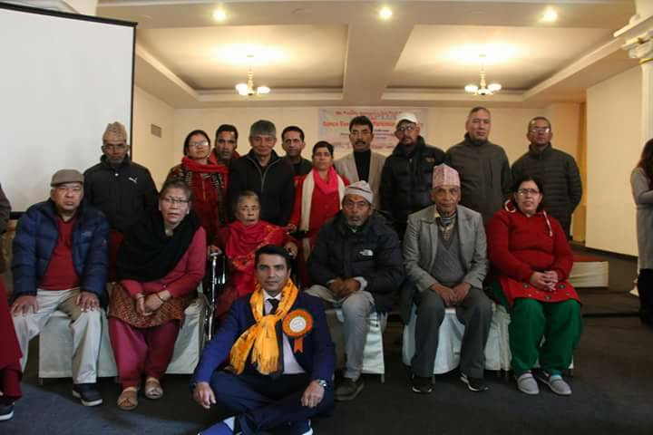 Dance exercise for Parkinson's patients at Yak and Yeti
